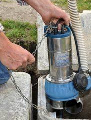 Réparation de pompe de relevage