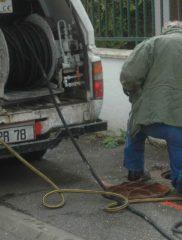Débouchage canalisation collectives engorgées